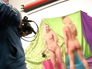 Blonde Silvia Saint Gets Her Thicket Rammed Rough By Man's Pulsating Implement