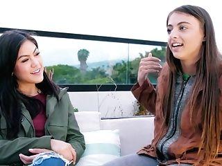 Carter Cruise & Gina Valentina & Abella Danger & Sloan Harper In Wlt S01e03: Bonding Time - Welivetogether