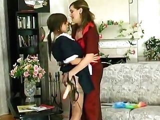 Aida Girly-girl Scene #four