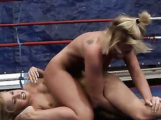 Blonde Kathia Nobili Pleases Her Sexual Needs And Desires With Brandy Smile