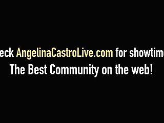 Big Boobed Bbws Angelina Castro & Sofia Rose Grope One Off!