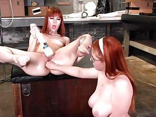 Penny Pax Penalizes Alexa Nova's Asshole