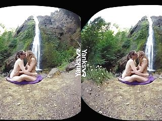 Endza Ash & Sierra Cirque In Endza & Sierra All Girl Camping & Spunking - Yanksvr