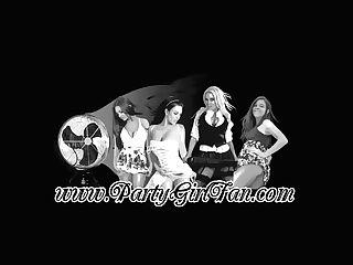Uncesnsored. Twat Lips Dancing Gals, Big Bums, G-strings, Soiree Ladies Promo