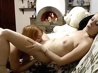 Blonde And Ginger-haired, Lesbos