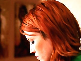 Buxom Light Haired Grind Stunner Natalia Starr Lets Dark-haired Sit On Her Face